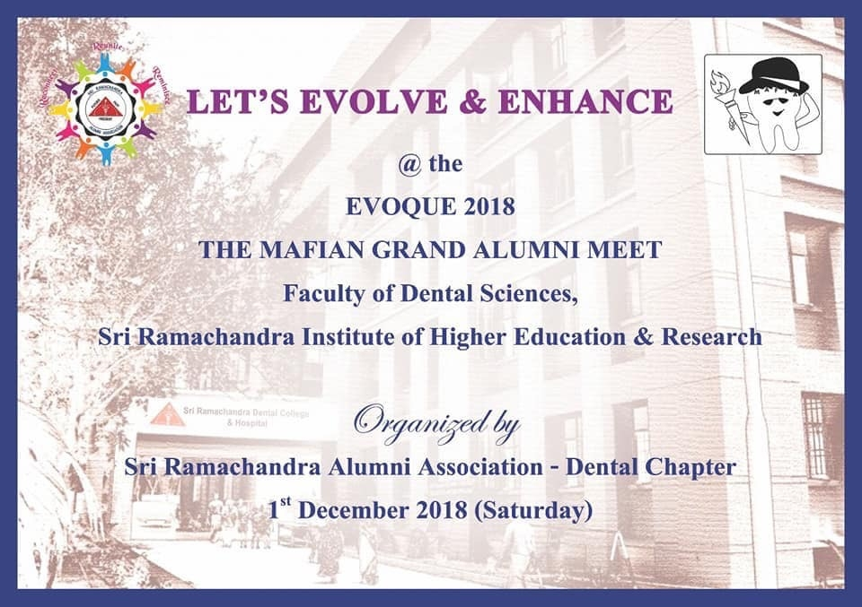 Mafian Grand Alumni Meet