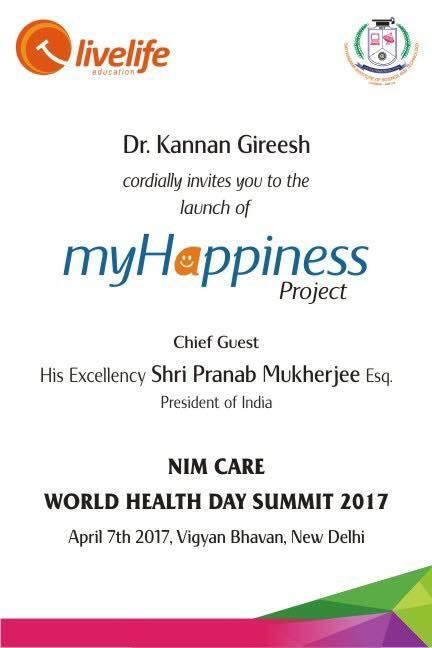 World Health Day Summit 2017